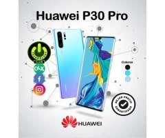 Modelo 2019 Huawei P30 Pro 8 GB Ram 128 Rom  Tienda física centro de Trujillo  Celulares...
