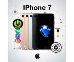Apple Iphone 7 32 Gb Sellados Tienda física centro de Trujillo  Celulares Trujillo Techn...