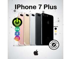 Iphone 7 Plus 32 gb y 128 gb libres  Tienda física centro de Trujillo  Celulares Trujill...