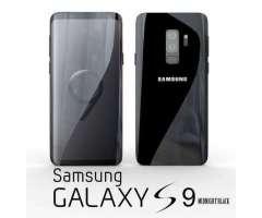 Samsung Galaxy S9 Plus en Caja