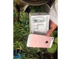iPhone Se 16 G Gold Rosa