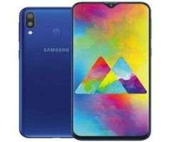 """Samsung M20 32GB 3GB 135MPx 8MPx 5000mAh 6.3"""" - AZUL"""