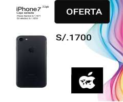 iPhone 7 32gb Libre Mundial Sellado