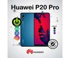 Huawei P20 Pro libres de fabrica 128 GB  Tienda física centro de Trujillo  Celulares Tru...