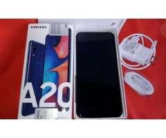 Samsung A20 2019 Imei Original Libre