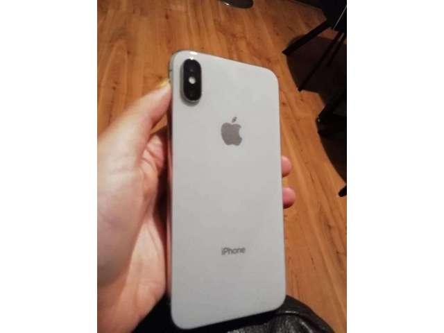 Vendo iPhone X 64 Gb Blanco