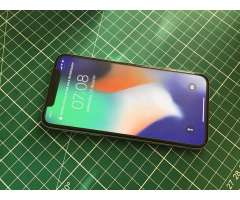 iPhone X 64 Gb Blanco 10 de 10