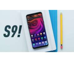 SAMSUNG S9 DE 64GB CON SOLO 530 SOL TE LO LLEVAS CAMBIANDO A CLARO TU LINEA EN EL PLAN DE 85 MA...