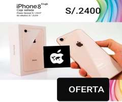 iPhone 8 64gb Sellado Libre Mundial