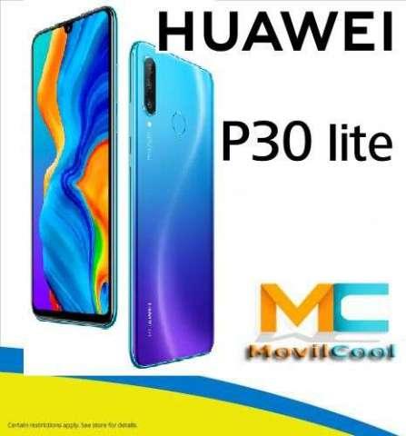 Huawei P30 Lite 128gb Nuevo Tienda libre sellado centro civico garantia
