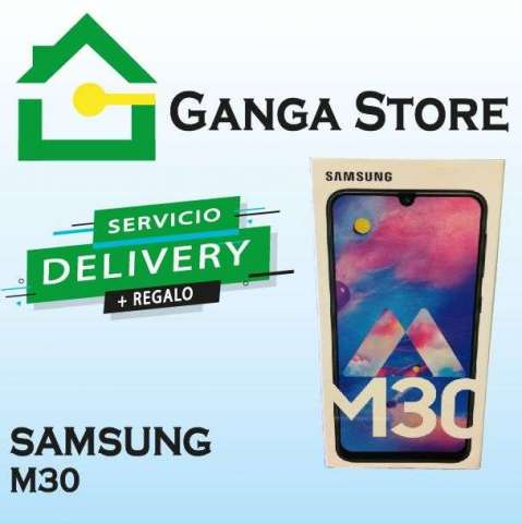 Samsung M30 Libre de Fabrica Tienda