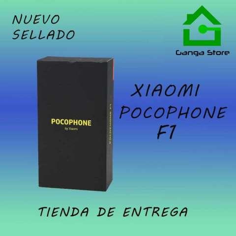 Xiaomi Pocophone F1 Sellado 6g 128intern
