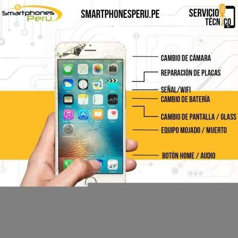 Servicio especializado en reparación de celulares en Android y Apple Samsung, Huawei, iP...