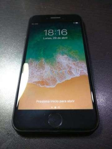 iPhone 7 32 Gb 4.7'' 4g Liberado 12mpx Matte Black 9/10