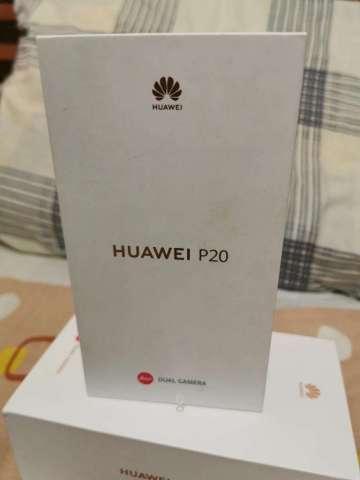 Huawei P20 128 Gb Vendo a Cambio Nuevo
