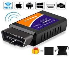 Elm327 Bluetooth Obd2 Escaner Automotriz Scanner V2.1 Obd Ii