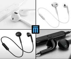 Audífonos con Bluetooth