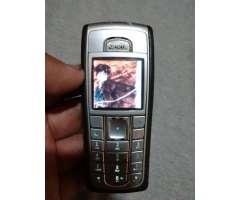 Celular mitico Nokia 6230b Claro