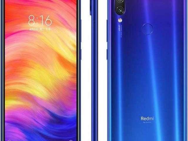 Xiaomi  Note 7 64gb 4000mah Sellado Garantia Mas Obsequio Dual Sim  - SOMOS NABYS SHOP PERU