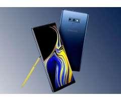Samsung Galaxy Note 9 NUEVO-SELLADO