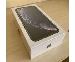 Vendo iPhone Xr de 64Gb Nuevo (Sellado)