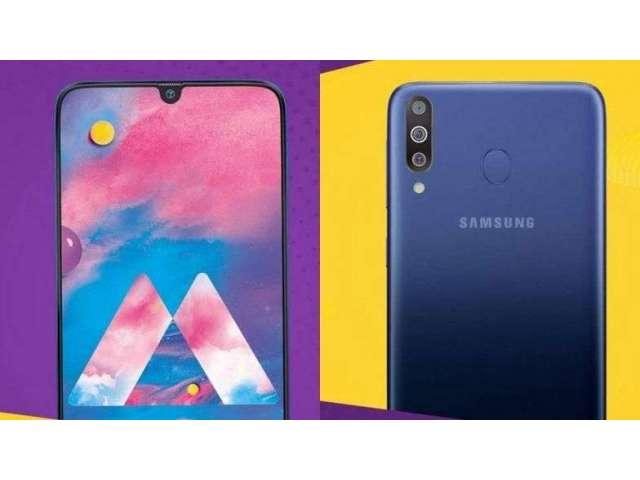 SAMSUNG M30 4 GB/64GB SOMOS DELIBLU MOVILES 931192957/946353093