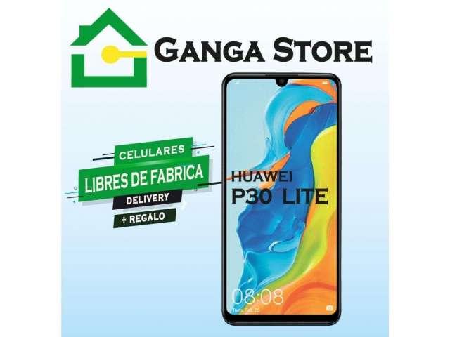 Huawei P30 Lite 4gb Ram 128gb Garantía