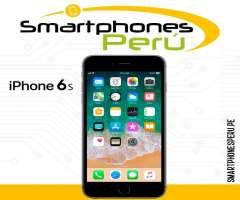 iPhone 6s 32GB / Disponibilidad inmediata / Smartphonesperu