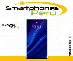 Huawei P30 PRO 256GB / Disponibilidad / Smartphonesperu