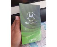 Moto G7 Power Sellado