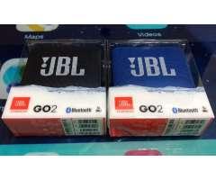 Jbl Go 2 Parlante Bluetooth