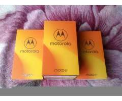 Oferta!!! Moto E5 Nuevo!!!