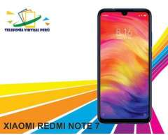 XIAOMI REDMI NOTE 7 32GB/3RAM NUEVO SELLADO VERSION GLOBAL SOMOS TELEFONÍA VIRTUAL ...