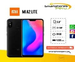 Xiaomi Mi A2 Lite 64GB / Disponibilidad inmediata / Somos Smartphonesperu.pe