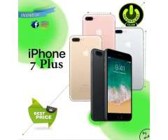 Apple Iphone 7 Plus 10x Zoom dual Camara / Tienda física Centro de Trujillo / ...