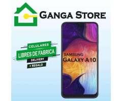 Samsung Galaxy A10 Nuevos Con Garantía de Tienda