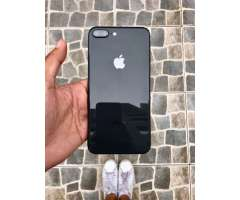 Vendo iPhone 8 Plus de 256Gb Libre Nuevo