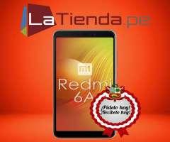 Xiaomi Redmi 6A  - Android 8.1 Oreo