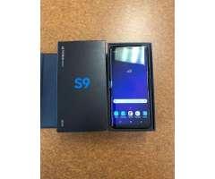 SAMSUNG S9 DE 64GB TE LO LLEVAS POR 530 SOL EN EL PLAN DE 85 MAS CUOTAS DE 133 SOL PORTAS A CLA...