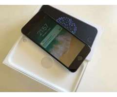 iPhone 6 32gb Space Gray Semi Nuevo