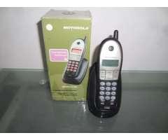 Telefono inalambrico Motorola SOLO POR POCOS DIAS