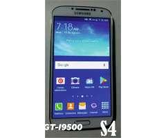 Samsung S4 GT-I9500 sin señal