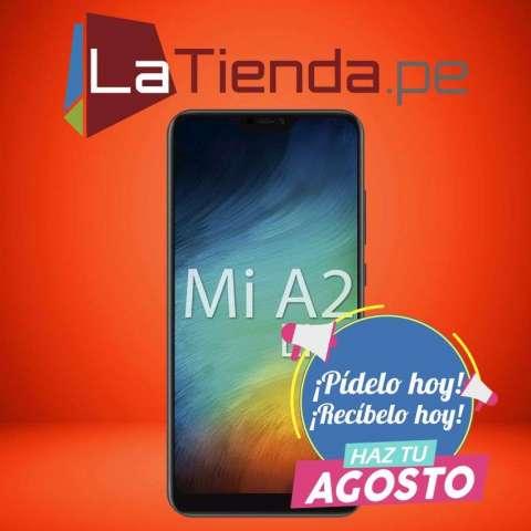 Xiaomi Mi A2 Lite Android 8.1 Oreo