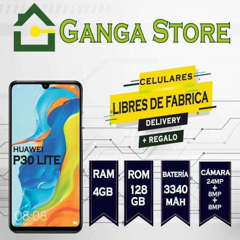Huawei P30 Lite 128gb Nuevo Tienda