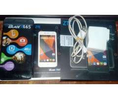 "CELULAR SMARTPHONE ZTE BLADE A465 8GB ROM 1GB RAM PANTALLA 5"" CÁMARA 8MP"