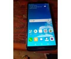 Vendo Un Huawei Y7 con Mica de Vidrio