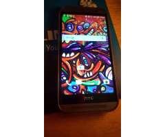 HTC M8 32 GB CON CARGADOR
