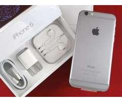 EQUIPO. NUEVO IPHONE 6 DE 64GB.! COLOR SPACE GRAY.! EN VENTA