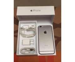 iPhone 6 en Caja 32 Gbs