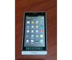 Sony Xperia S Lt26i Libre Operador, Hdmi, Otg,wifi Hotspot, Cam 12 Mpx